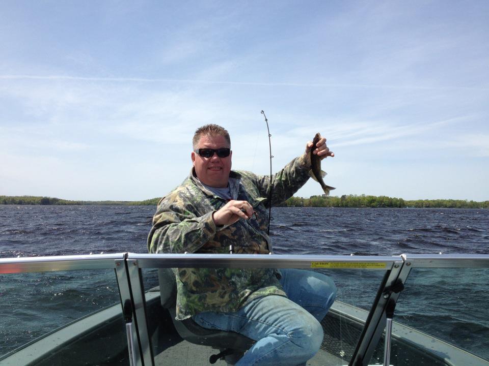 Bryan Boesen Fishing